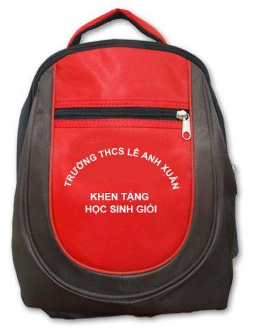 May Balo Học Sinh Trường THCS Lê Minh Xuân