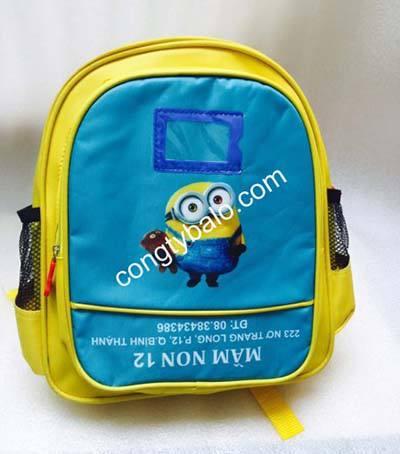 Công ty may balo trẻ em trường mẫu giáo