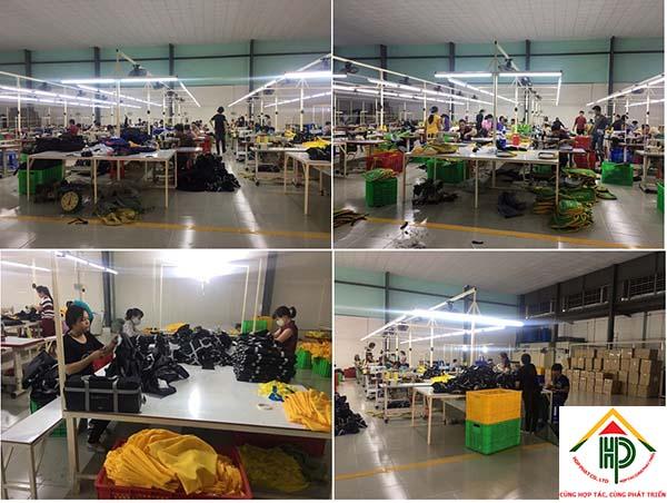 xưởng may ba lô túi xách giá rẻ TP HCM