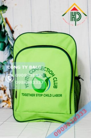 May Balo Học Sinh Youth Connection Club