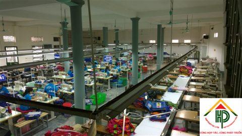 Nguồn nguyên liệu của các xưởng may balo túi xách giá rẻ quận Bình Tân