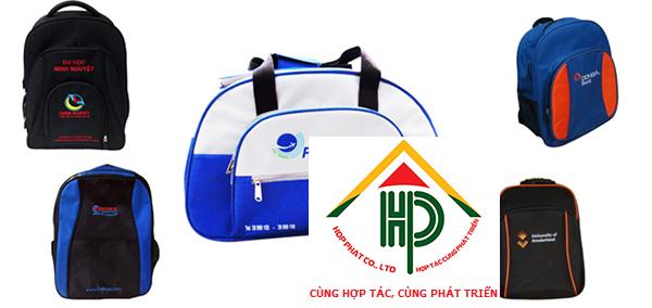 xưởng may balo túi xách giá rẻ quận Tân Phú