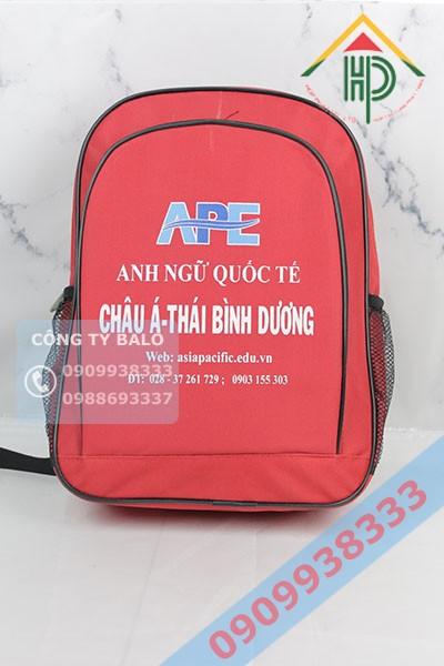 Balo Anh Ngữ Châu Á – Thái Bình Dương (APE)
