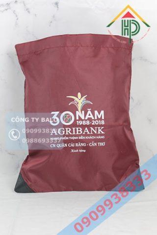 Túi Dây Rút kỉ niệm 30 năm Agribank Cần Thơ