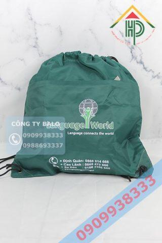 Túi Rút Trung tâm anh ngữ Language World