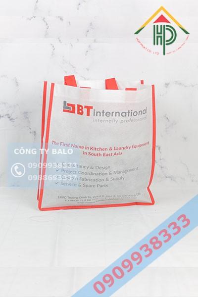 Túi Vải Không Dệt BT international