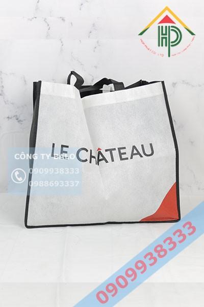Túi Vải Không Dệt Lechateau