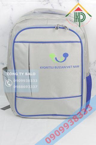 Balo công ty KYORITSU BUSSAN VIET NAM