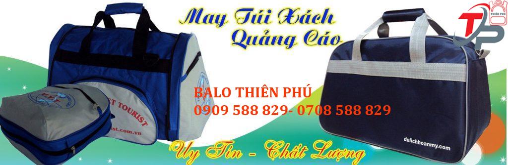 Banner May Balo Túi Xách Thiên Phú giá rẻ tại TPHCM