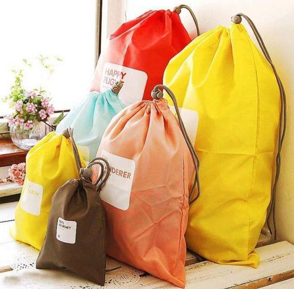 Túi vải không dệt dây rút giá rẻ