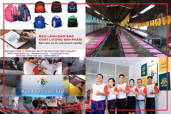 Kinh nghiệm lựa chọn xưởng may túi tập gym TP HCM uy tín, chất lượng