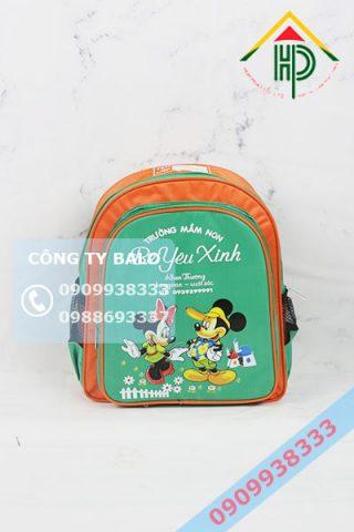 May Balo Mầm Non Bé Yêu Xinh