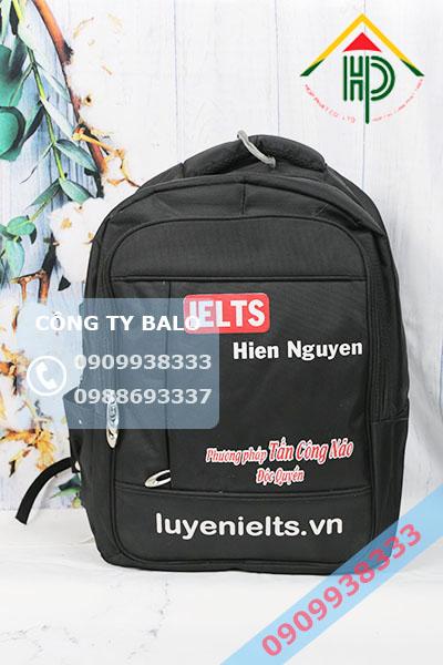 Balo Anh Ngữ IELTS