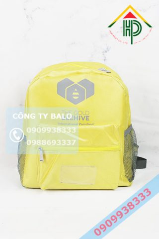 May Balo Mầm Non The Gold Beehive