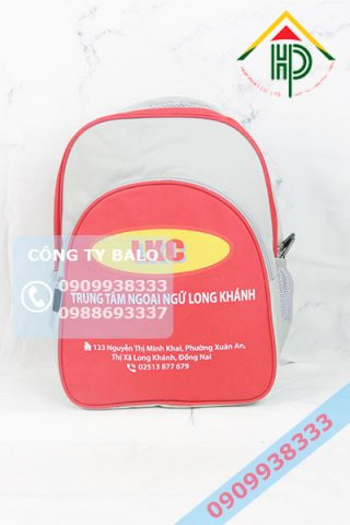 Balo Anh Ngữ Long Khánh