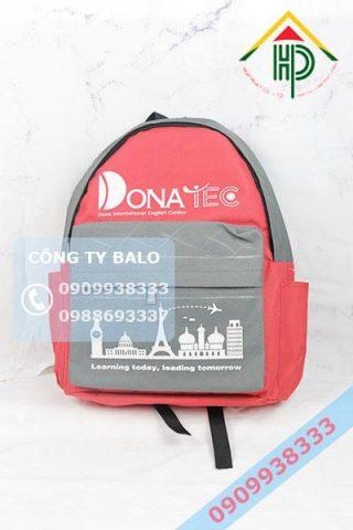 May Balo Anh Ngữ DONATEC
