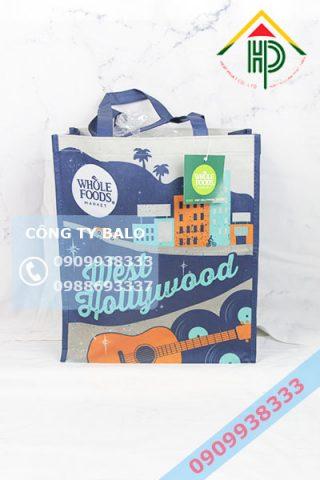 Túi vải không dệt West Hollywood