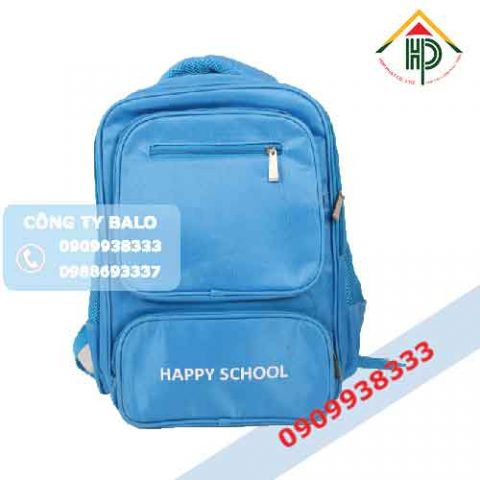 May Balo quà tặng Happy School