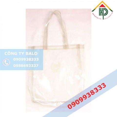 May túi xách nhựa pvc giá rẻ nhất trên thị trường