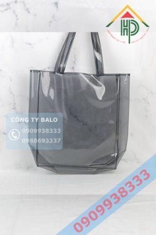 Túi pvc nhựa thời trang
