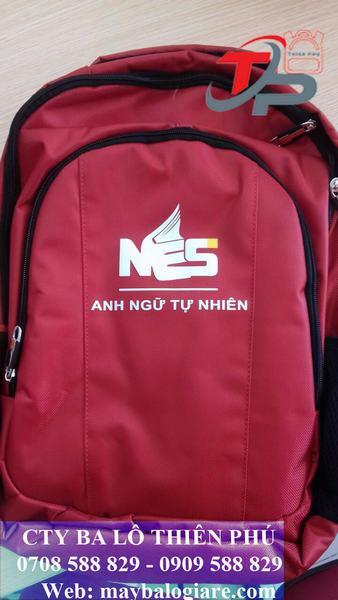 balo anh ngữ tự nhiên NES