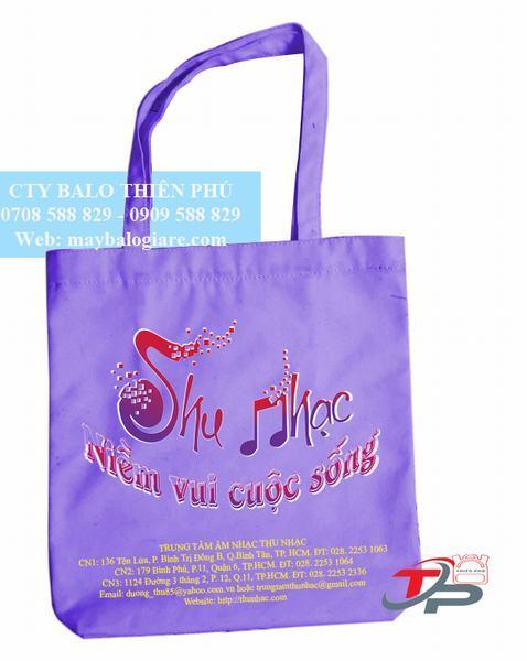 Túi vải mẫu 01