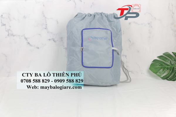 Túi vải mẫu 11