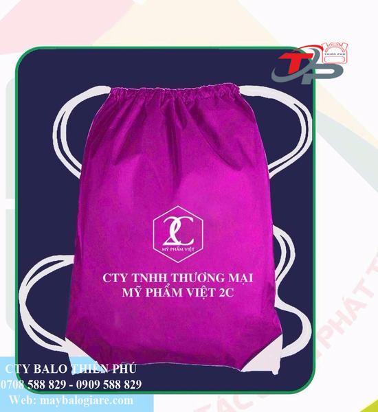 Túi vải mẫu 02