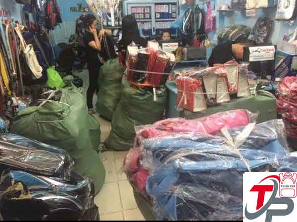 Xưởng may balo túi xách giá rẻ tại TPHCM